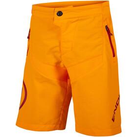 Endura MT500 Baggy Shorts Kinderen, mandarin